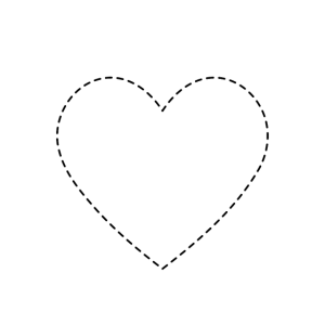 Herz Rahmen Bilderrahmen Kreis Fotorahmen Vorlage