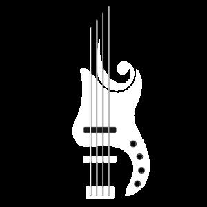 Bass Lover | Bass | Weiß