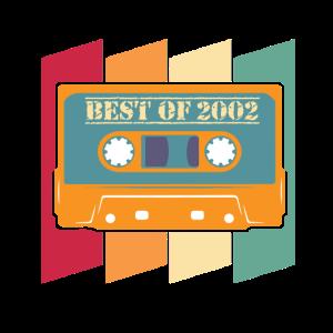 Retro Best Of 2002 18. Geburtstag