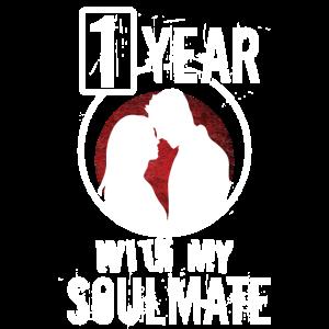 1 Jahre mit meinem Seelenverwandten!