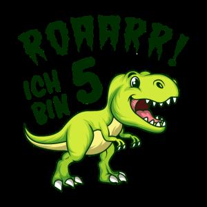 5. Geburtstag Dinosaurier