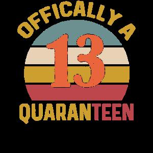 Offiziell eine 13 Quantengarantie