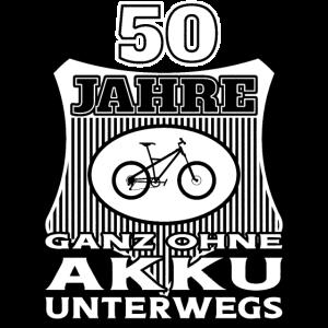50 Jahre Fahrrad Ganz Ohne Akku