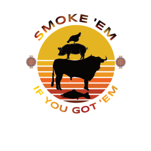 Grillsprüche Smoke them