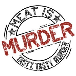 Meat is murder dunkel