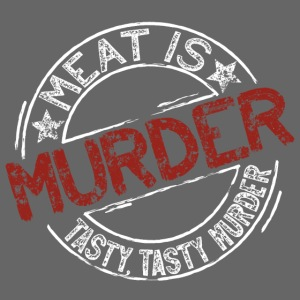 Meat is murder hell