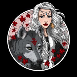 Waldwolfschamane