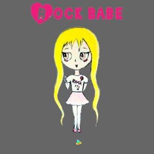Rock babe!