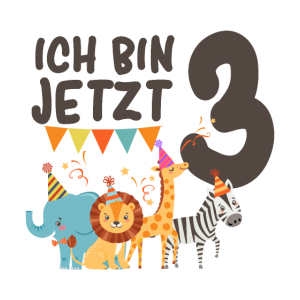 3. Geburtstag Zoo