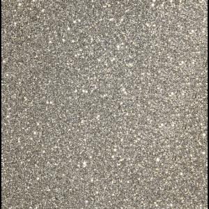 Falscher Glitzer Print Hintergrund Gold Silber