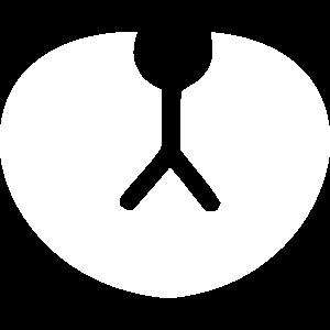 Bärenschnauze (anpassbare Farbe)