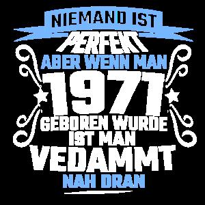 1971 Geburtstag Geschenk Geburtstagsgeschenk Jahr