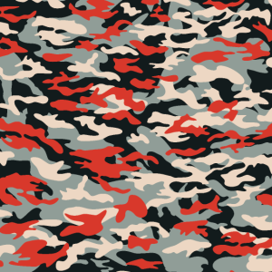 COOLES CAMOUFLAGE MUSTER AGENT ORANGE