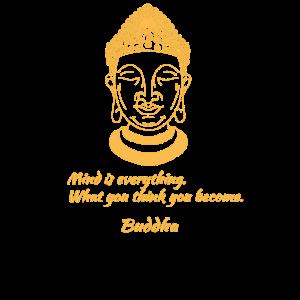 Buddha Sprüche T Shirt