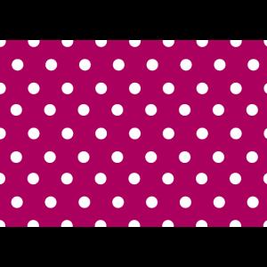 Punkte Pattern als Muster Design Grafik - Lila