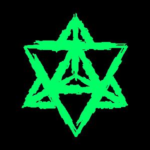 Merkaba Symbol Heilige Geometrie