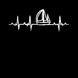 Segeln Herzschlag EKG Puls Frequenz