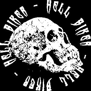 Hell Biker - White Label