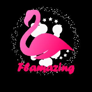Flamingo Damen Flamazing Designs Geschenke