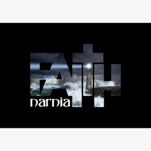 Narnia - Faith Mask - Black