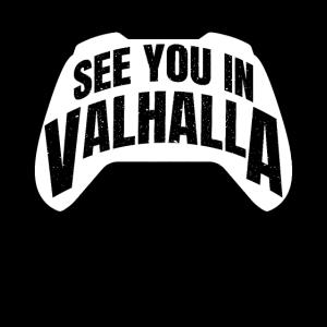 Valhalla Walhalla Game Gamer Gaming