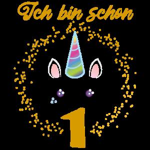 1. Geburtstag erster Geburtstag Mädchen Geschenk