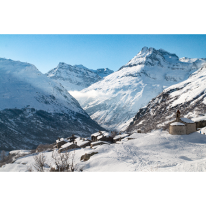 Weiler Ecot in Haute-Maurienne