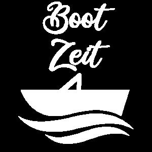 Boot Zeit