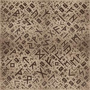 Elder Runes - Futhark-Muster