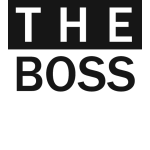 The Boss Boy - Partnerlook Design! BO55