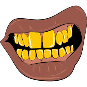 Goldzähne