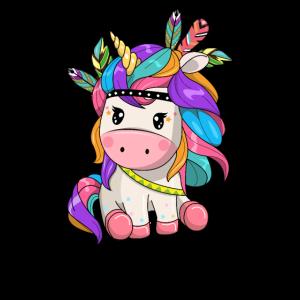 Einhorn Unicorn Design super zum Personalisieren