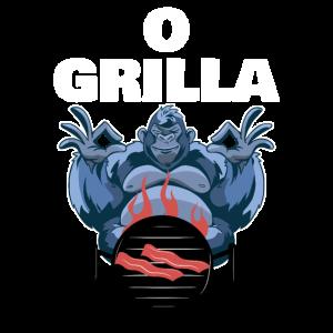 grillen grill lustiges geschenk
