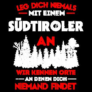 Südtiroler Südtirolerin Südtirol Geschenk