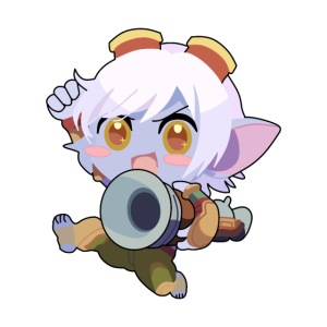 Tristana Main LoL Gamer