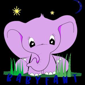 Babyfant Elefant Süß