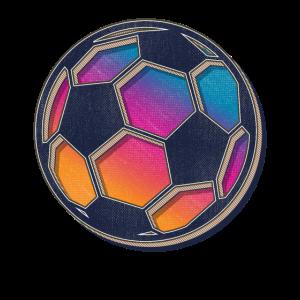 Fussball Soccer Retro Vintage