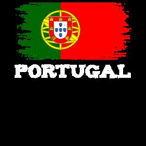 Portugal Flagge Portugiesische Republik Sport