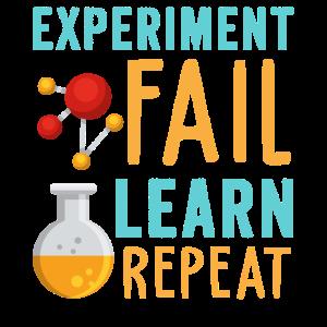 Wissenschaft Student Experiment