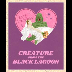 Kreatur aus der schwarzen Lagune