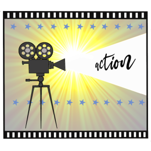 Action, Kamera, Film
