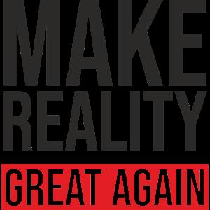 Make Reality Great Again- Verschwörungstheoretiker