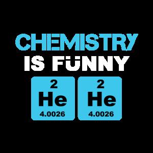 Lustige Chemie