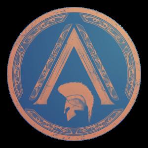 Leonidas Sparta Helm Symbol