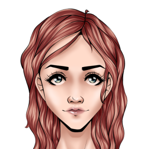 Mädchen Porträt