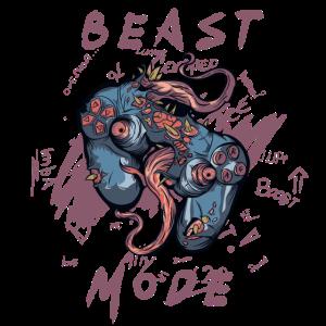 Gamepad - Beast Mode