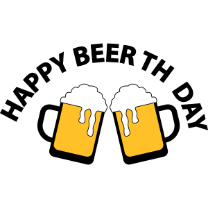 happy beer th day!