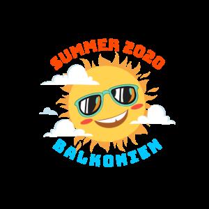 Balkonien 2020 Urlaub