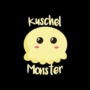 Kuschel Monster