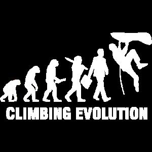 Climbing Evolution - Klettern und Bergsteigen
